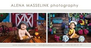 Alena Masselink Photography Logo