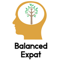 Balanced Expat Psychologist Logo