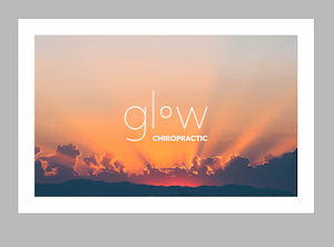 Glow Chiropractic Logo